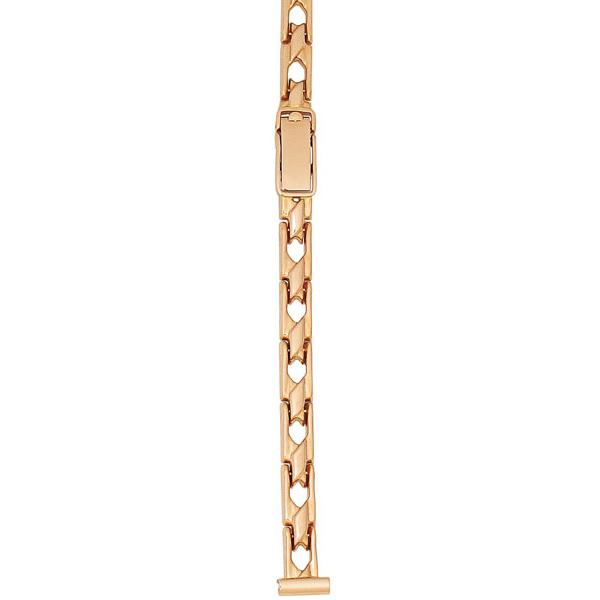 Золотой браслет для часов (8 мм) Арт.: 51068