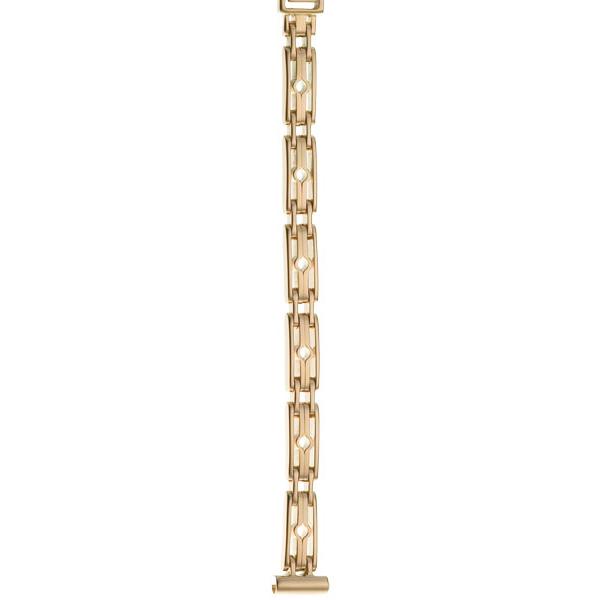 Золотой браслет для часов (8 мм) Арт.: 51122