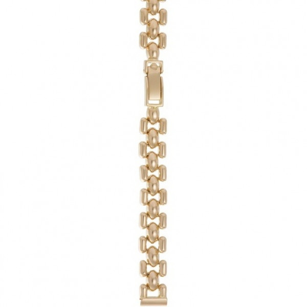 Золотой браслет для часов (10 мм) Арт.: 52200.10