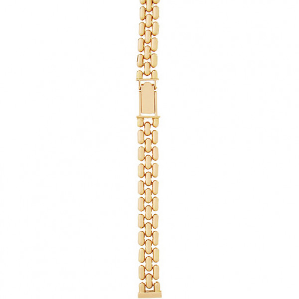 Золотой браслет для часов (10 мм) Арт.: 52202