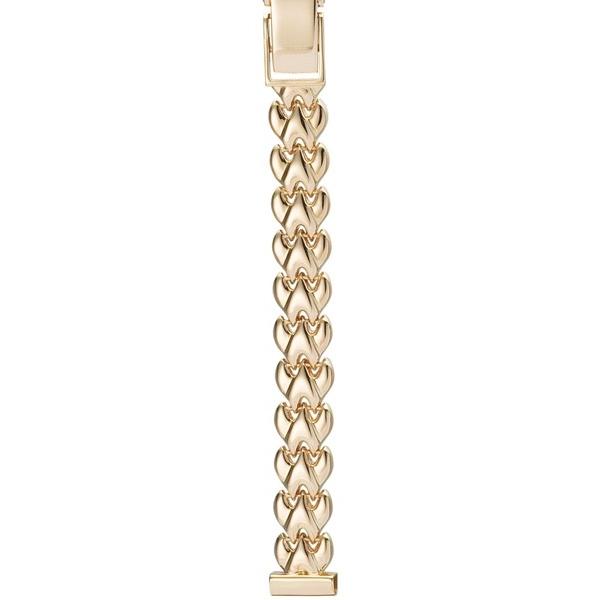 Золотой браслет для часов (10 мм) Арт.: 52207