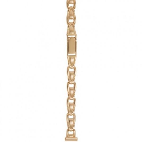 Золотой браслет для часов (10 мм) Арт.: 52211
