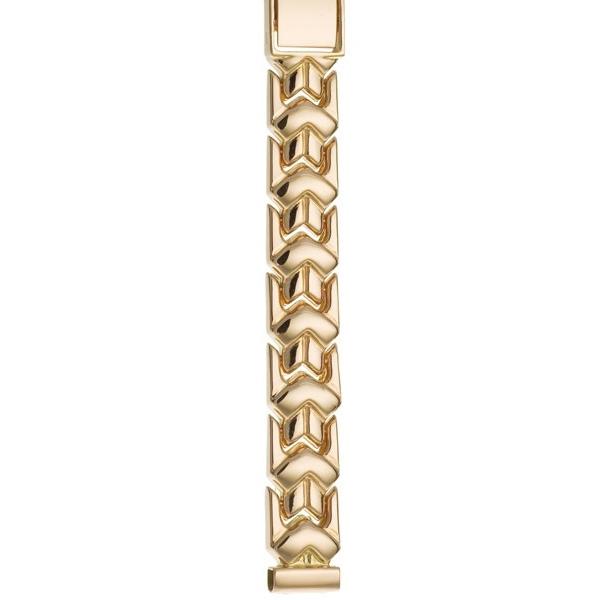 Золотой браслет для часов (10 мм) Арт.: 52215
