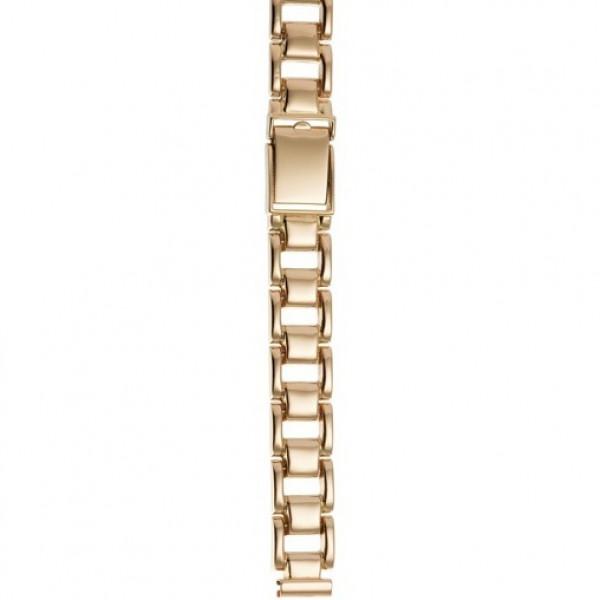 Золотой браслет для часов (10 мм) Арт.: 52226