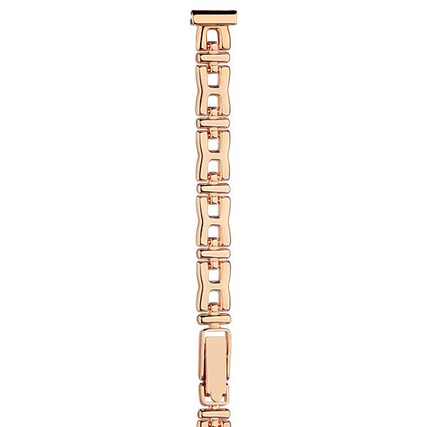 Золотой браслет для часов (10 мм) Арт.: 52270