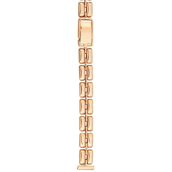 Золотой браслет для часов (10 мм) Арт.: 52585