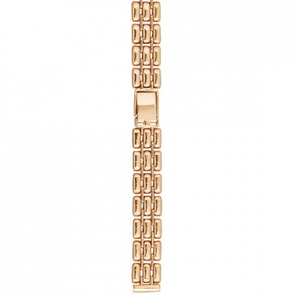 Золотой браслет для часов (10 мм) Арт.: 52586