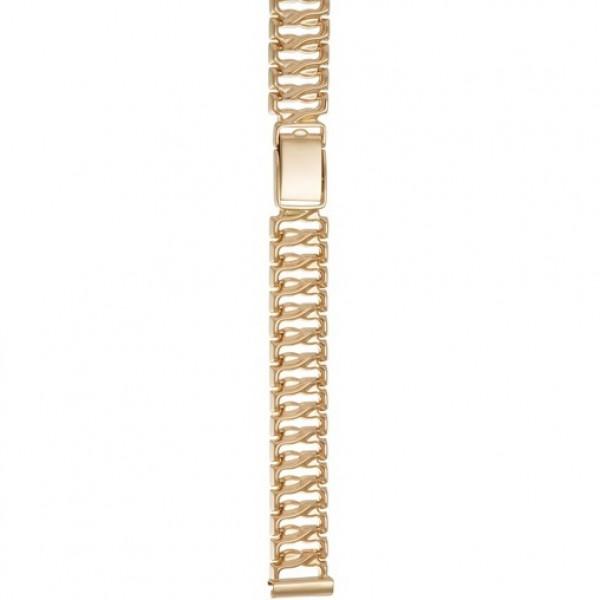 Золотой браслет для часов (12 мм) Арт.: 53013