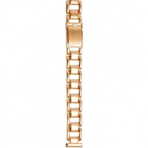 Золотой браслет для часов (12 мм) Арт.: 53226