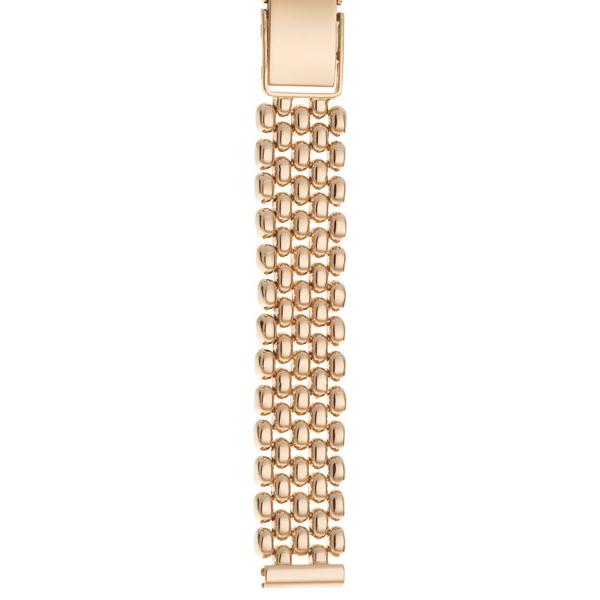 Золотой браслет для часов (12 мм) Арт.: 53257