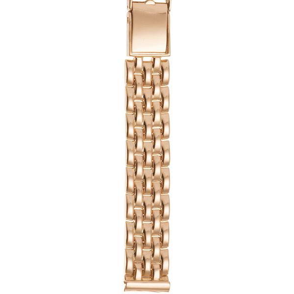 Золотой браслет для часов (14 мм) Арт.: 54220