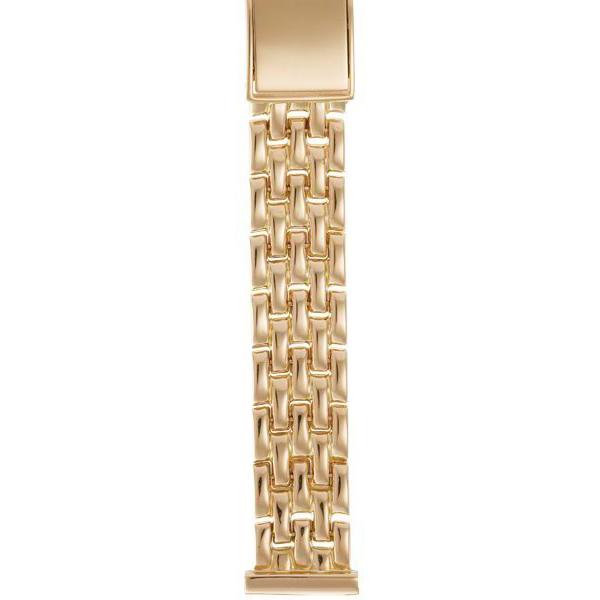 Золотой браслет для часов (16 мм) Арт.: 56220