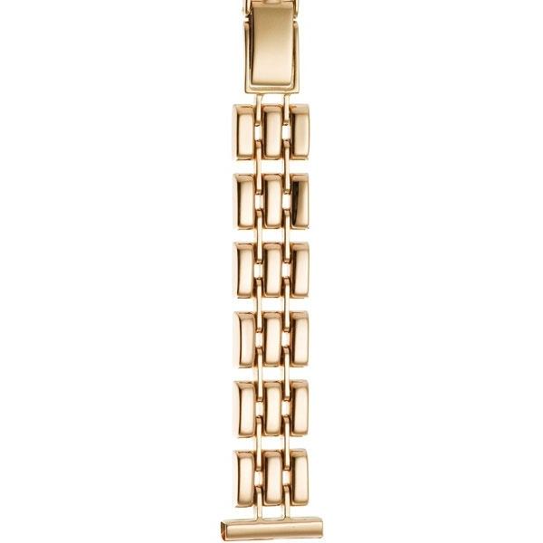 Золотой браслет для часов (16 мм) Арт.: 56586