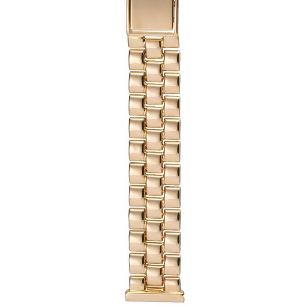 Золотой браслет для часов (18 мм) Арт.: 58217