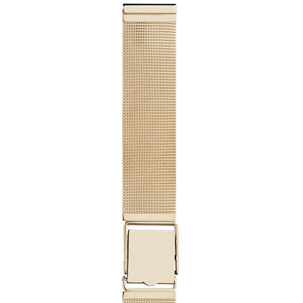 Золотой браслет для часов (18 мм) Арт.: 58300