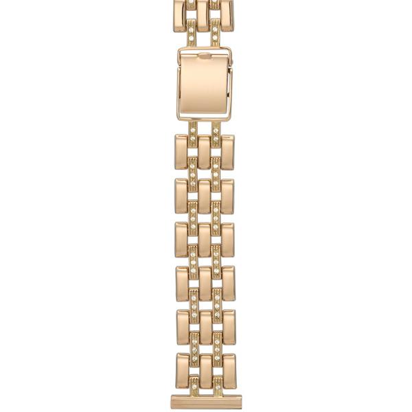 Золотой браслет для часов (18 мм) Арт.: 58786
