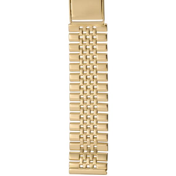 Золотой браслет для часов (20 мм) Арт.: 601