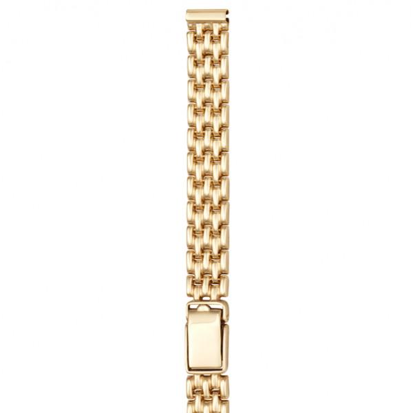Золотой браслет для часов (10 мм) Арт.: 62011.10