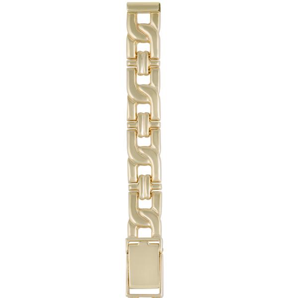 Золотой браслет для часов (10 мм) Арт.: 62224