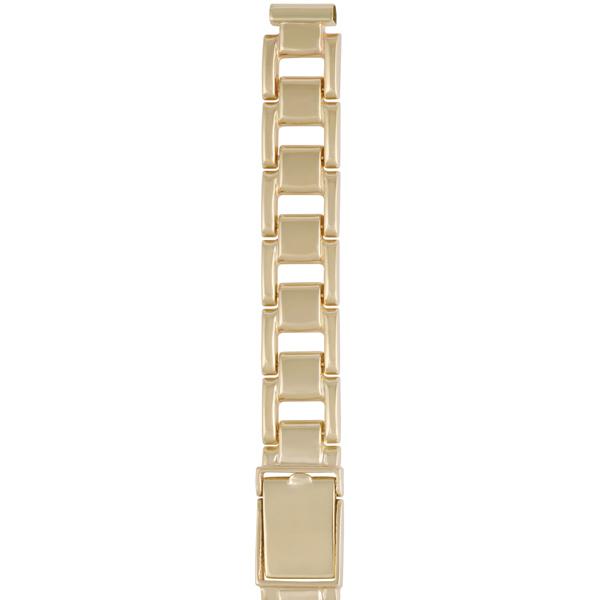 Золотой браслет для часов (10 мм) Арт.: 62226