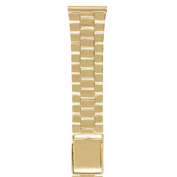 Золотой браслет для часов (22 мм) Арт.: 62404.5.22