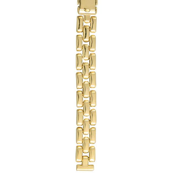 Золотой браслет для часов (10 мм) Арт.: 62580