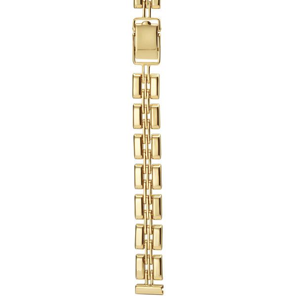 Золотой браслет для часов (10 мм) Арт.: 62587
