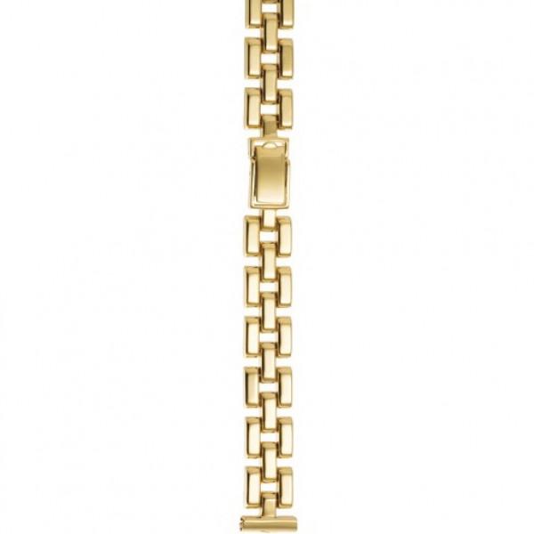 Золотой браслет для часов (12 мм) Арт.: 63580