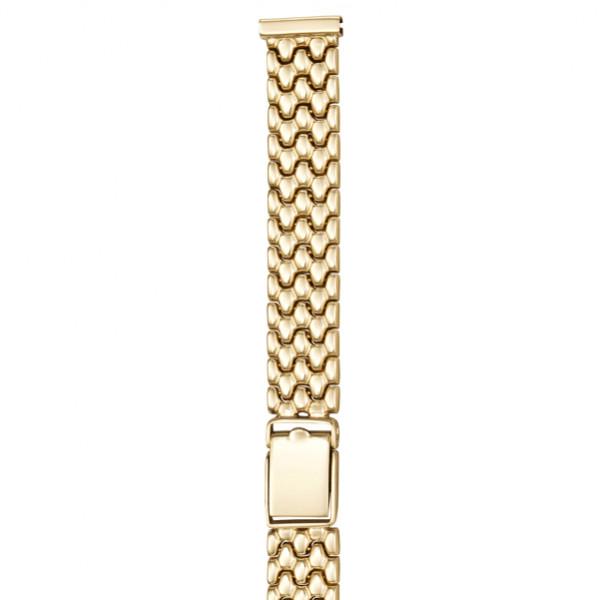 Золотой браслет для часов (14 мм) Арт.: 64222