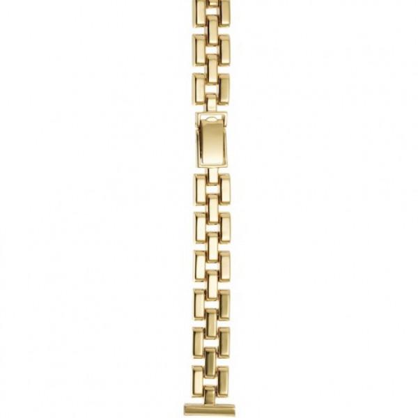 Золотой браслет для часов (14 мм) Арт.: 64580