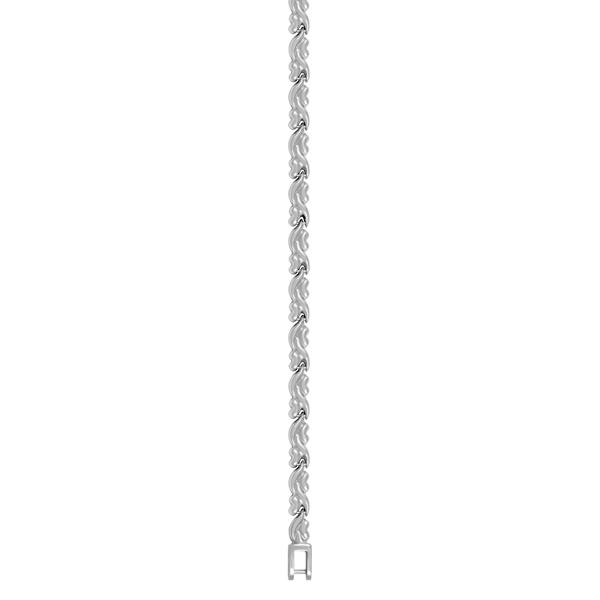 Серебряный браслет, арт.: 01058/1