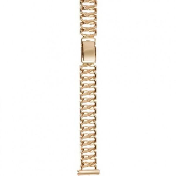 Золотой браслет для часов (14 мм) Арт.: 54013