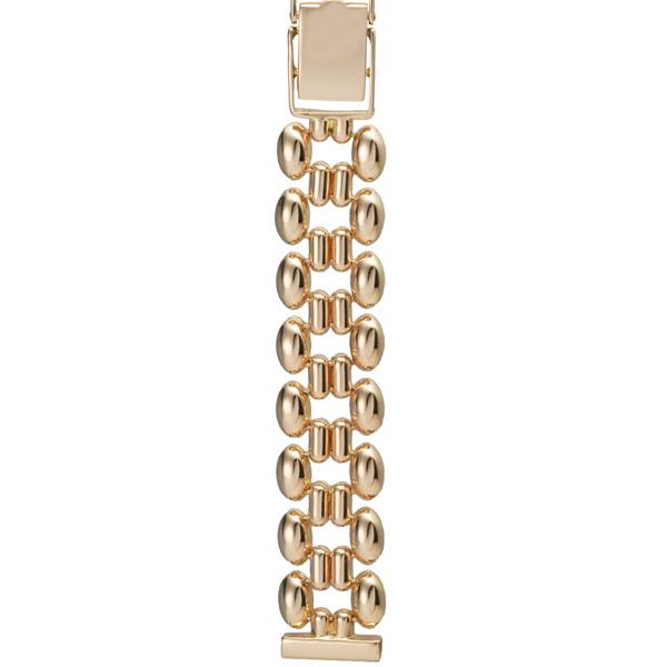Золотой браслет для часов (14 мм) Арт.: 54080