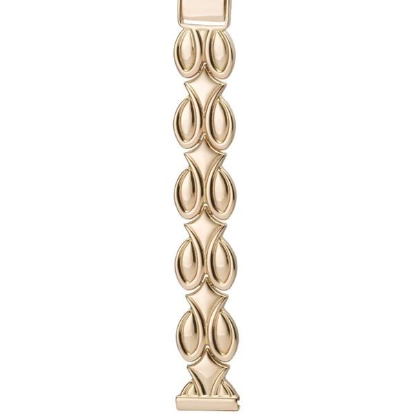 Золотой браслет для часов (14 мм) Арт.: 54267