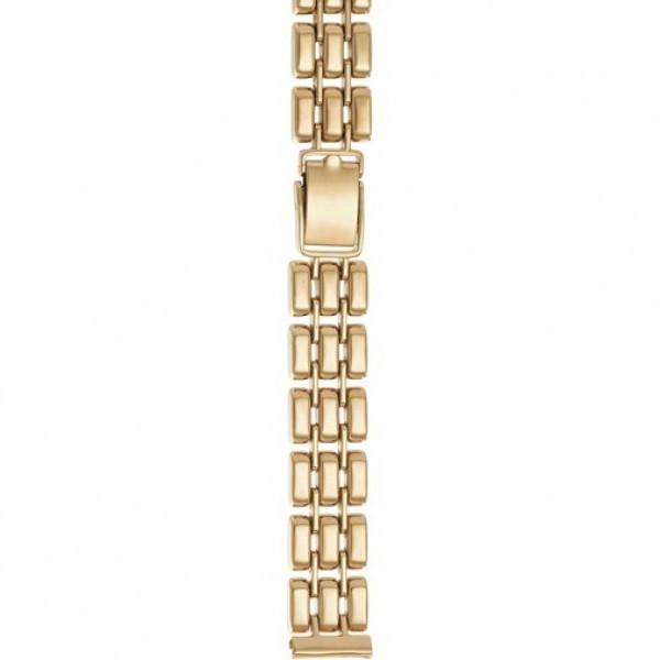 Золотой браслет для часов (14 мм) Арт.: 54586