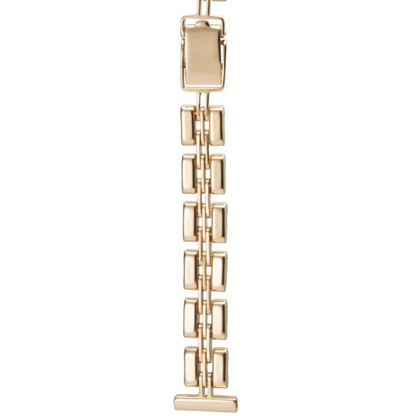 Золотой браслет для часов (14 мм) Арт.: 54587