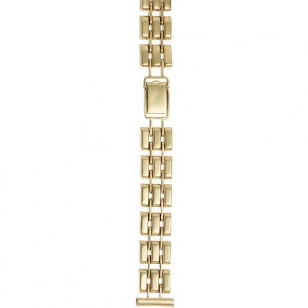 Золотой браслет для часов (14 мм) Арт.: 64586