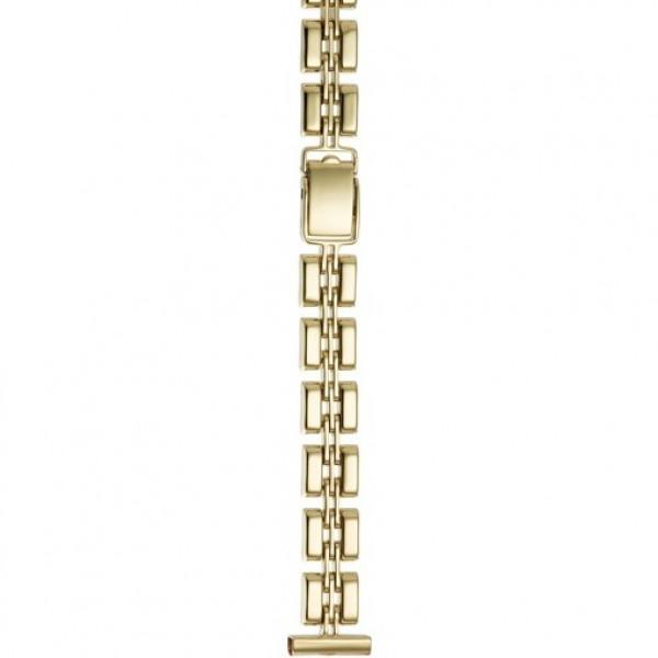 Золотой браслет для часов (14 мм) Арт.: 64587