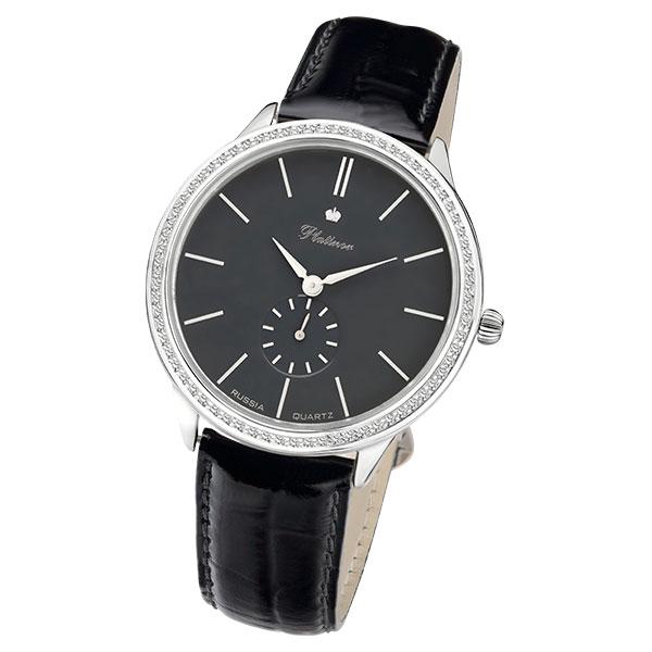 Мужские серебряные часы «Олимп» Арт.: 10206.803