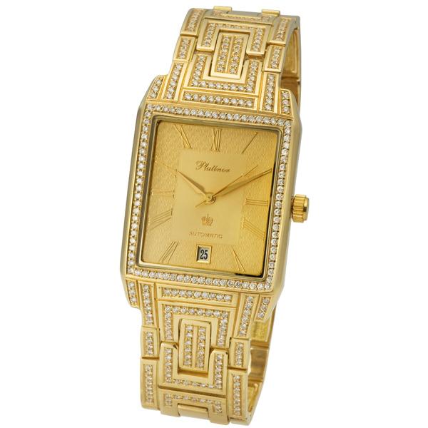 Золотые часы с бриллиантами Арт.: 31911.421