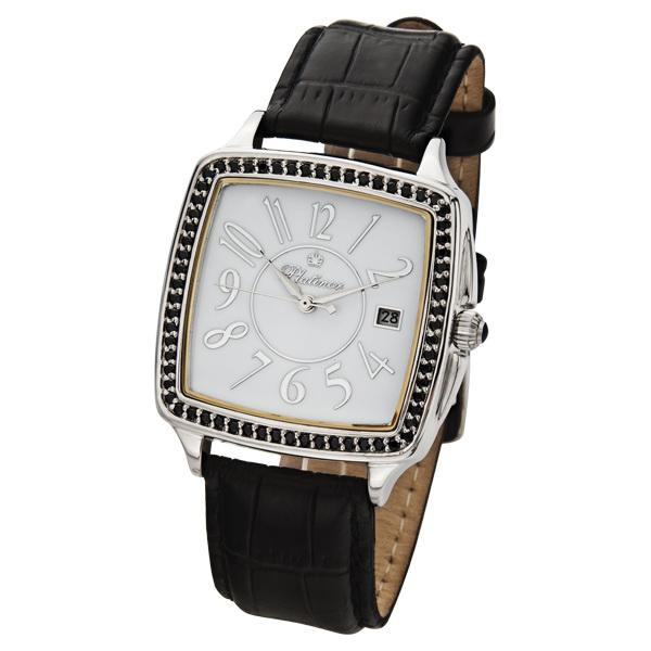 Мужские серебряные часы «Вихрь» Арт.: 40406.105