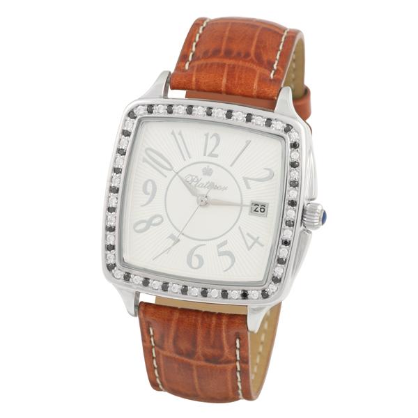 Мужские серебряные часы «Вихрь» Арт.: 40406.111