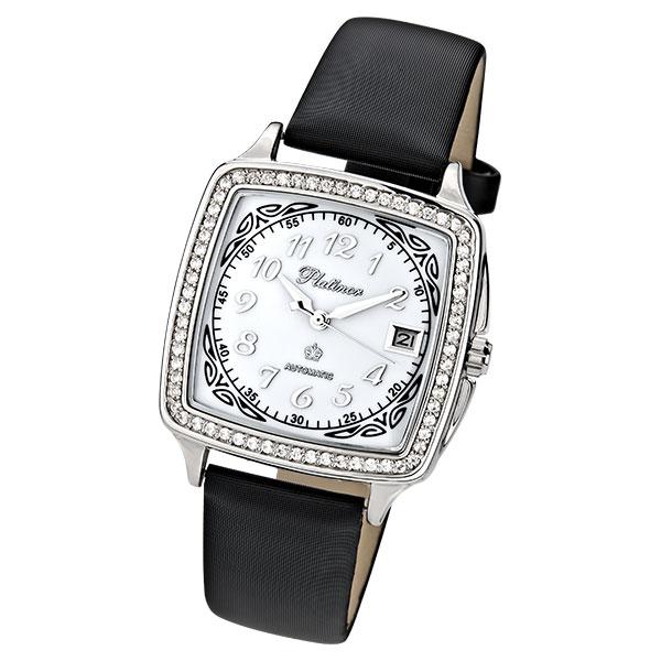 Мужские серебряные часы «Вихрь» Арт.: 40406.137