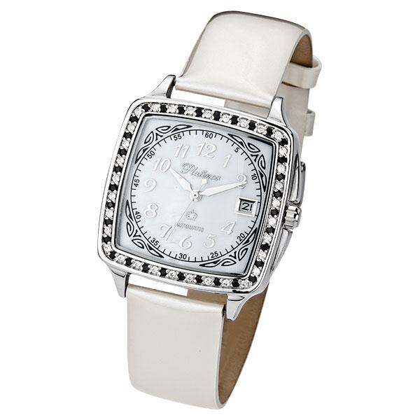 Мужские серебряные часы «Вихрь» Арт.: 40406.337