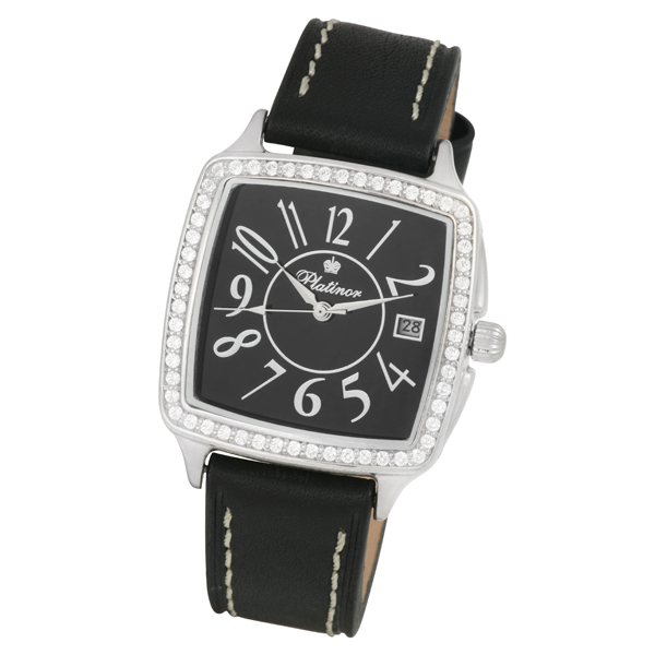 Мужские серебряные часы «Вихрь» Арт.: 40406.505