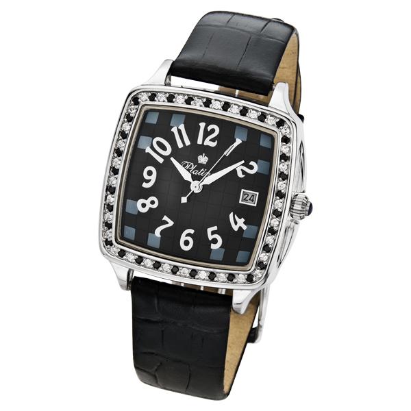 Мужские серебряные часы «Вихрь» Арт.: 40406.527