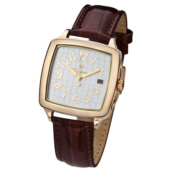 Мужские золотые часы «Вихрь» Арт.: 40450.133