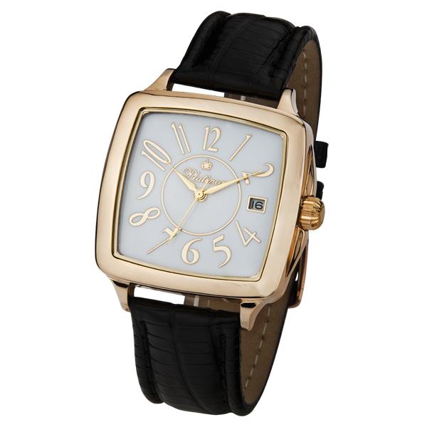 Мужские золотые часы «Вихрь» Арт.: 40450.305