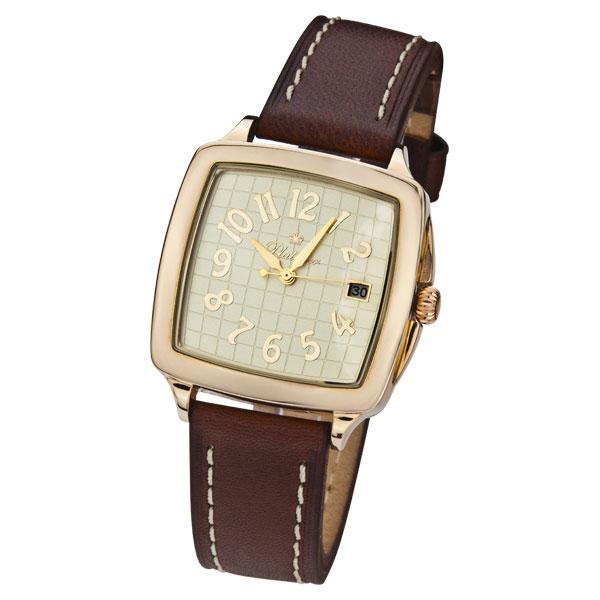 Мужские золотые часы «Вихрь» Арт.: 40450.433