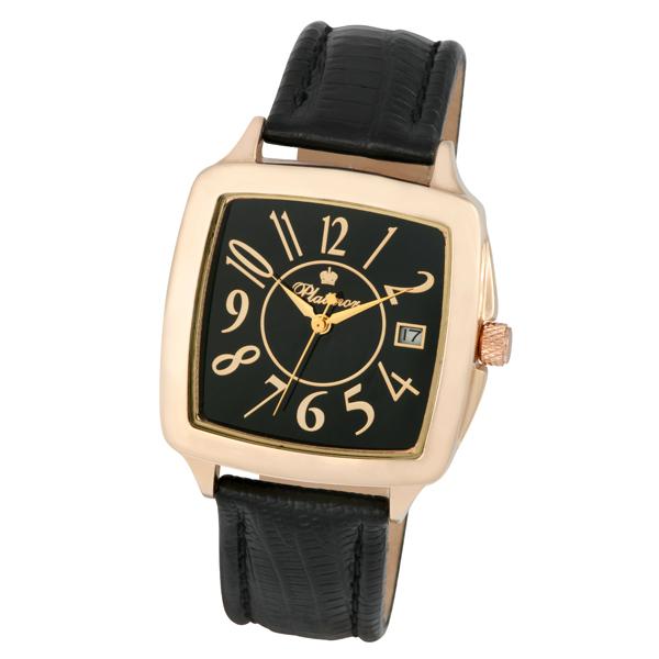 Мужские золотые часы «Вихрь» Арт.: 40450.505